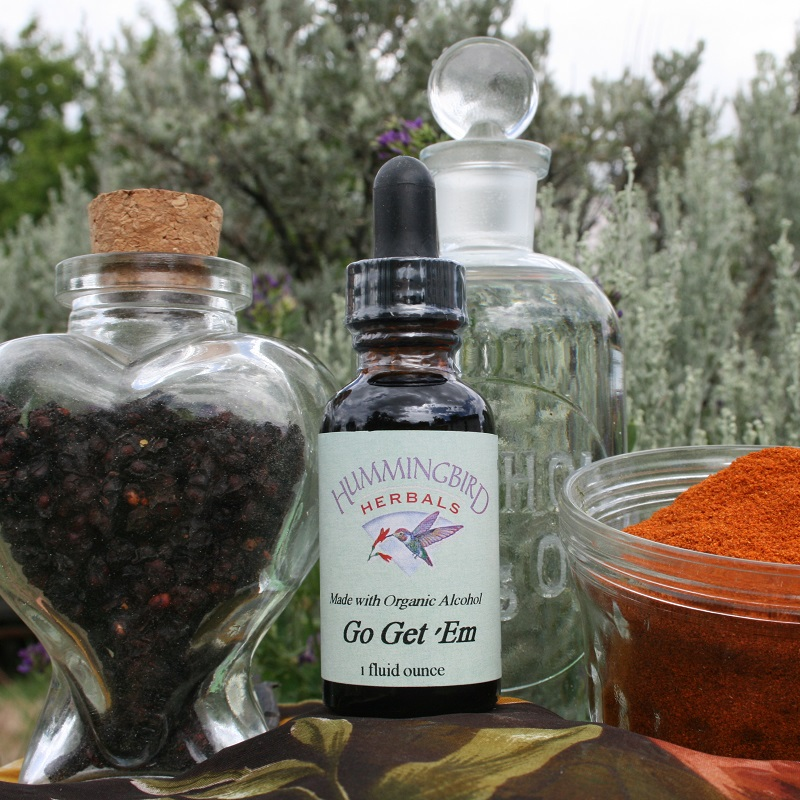 Mind and Body Tinctures – Hummingbird Herbals